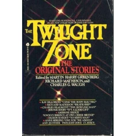 The Twilight Zone: The Original Stories by Richard Matheson