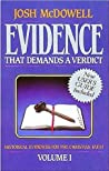 Evidence That Demands a Verdict by Josh McDowell