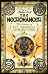 Book cover for The Necromancer (The Secrets of the Immortal Nicholas Flamel, #4)