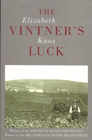 The Vintners Luck Vintners Luck 1 By Elizabeth Knox