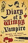 Diary of a Wimpy Vampire (Wimpy Vampire, #1)