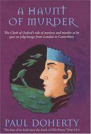 A Haunt of Murder (Stories told on Pilgrimage from London to Canterbury, #6)