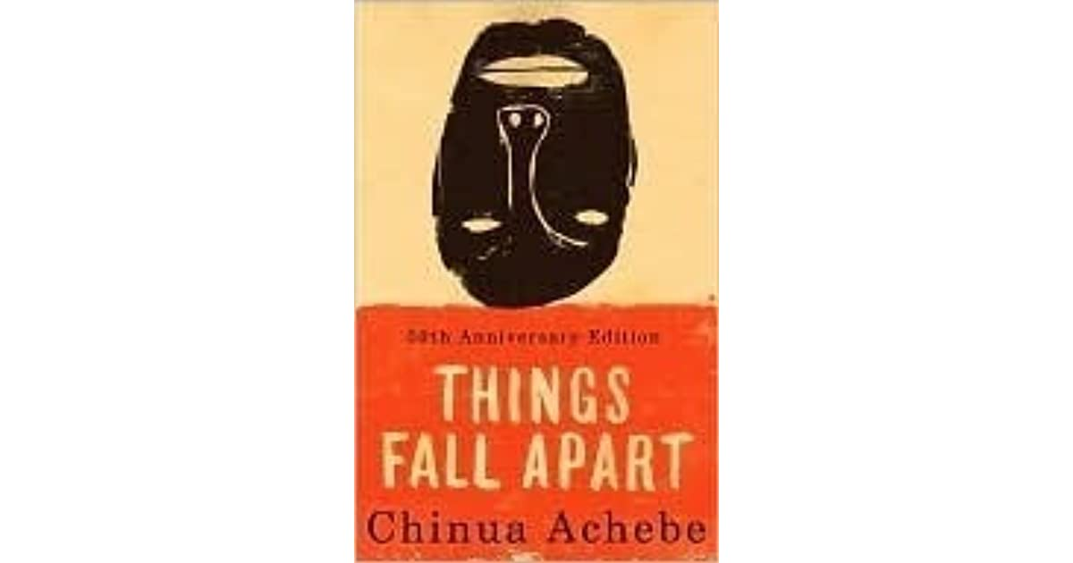 characters in things fall apart by chinua achebe Later, in things fall apart, achebe describes a similar area called the evil forest  the protagonist is obi, grandson of things fall apart's main character.