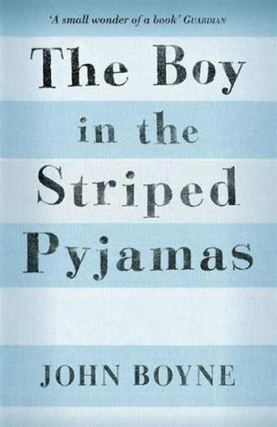 Cover of the book, The Boy in the Striped Pyjamas by John Boyne