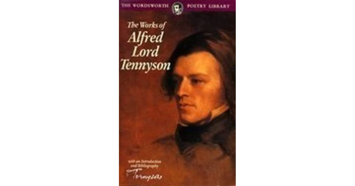 Poetical Works Tennyson By Alfred Tennyson
