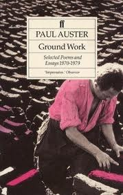 Ground Work: Selected Poems and Essays 1970-1979