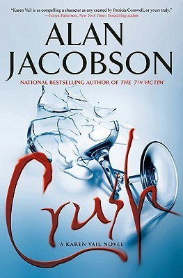Crush (Karen Vail #2) by Alan Jacobson