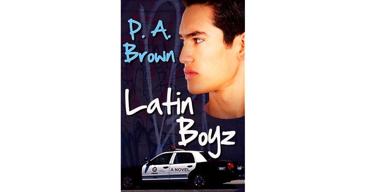 Enjoyable latin boyz