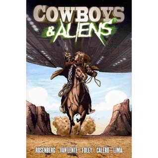 Cowboys and aliens review