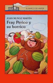 Fray Perico Y Su Borrico Fray Perico 1 By Juan Muñoz Martín
