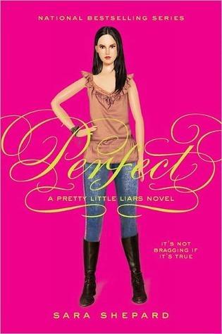 Perfect (Pretty Little Liars, #3)