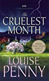 Book cover for The Cruelest Month (Chief Inspector Armand Gamache, #3)