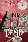 Ink, Red, Dead (Kiki Lowenstein Scrap-n-Craft Mystery, #3)
