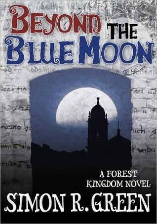 Read Beyond The Blue Moon Hawk And Fisher 7 By Simon R Green