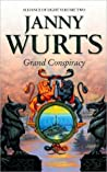 Book cover for Grand Conspiracy (Wars of Light and Shadow, #5)