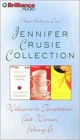 Jennifer Crusie Bundle: Welcome to Temptation/ Fast Women/ Faking It