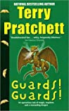 Book cover for Guards! Guards! (Discworld, #8)