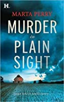 Murder in Plain Sight (The Brotherhood of the Raven #1)