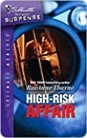 High-Risk Affair (Silhouette Intimate Moments)