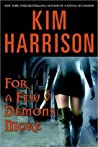 Book cover for For a Few Demons More (The Hollows, #5)