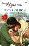 One Summer in Italy... by Lucy Gordon