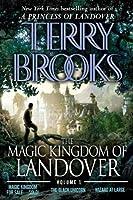 The Magic Kingdom of Landover: Volume 1 (Magic Kingdom of Landover, #1-3)