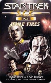 Home Fires (Star Trek: S.C.E., #25)