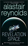 Book cover for Revelation Space (Revelation Space, #1)