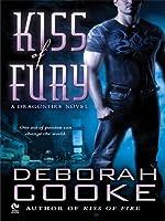Kiss of Fury (Dragonfire #2)