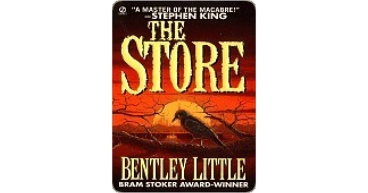 The Store By Bentley Little