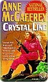 Crystal Line by Anne McCaffrey