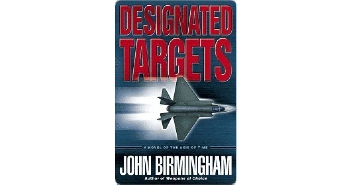 Designated Targets Book