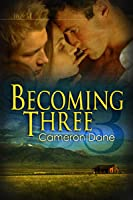 Becoming Three (Hawkins Brothers/Quinten, Montana, #6)