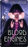 Blood Engines (Marla Mason, #1)
