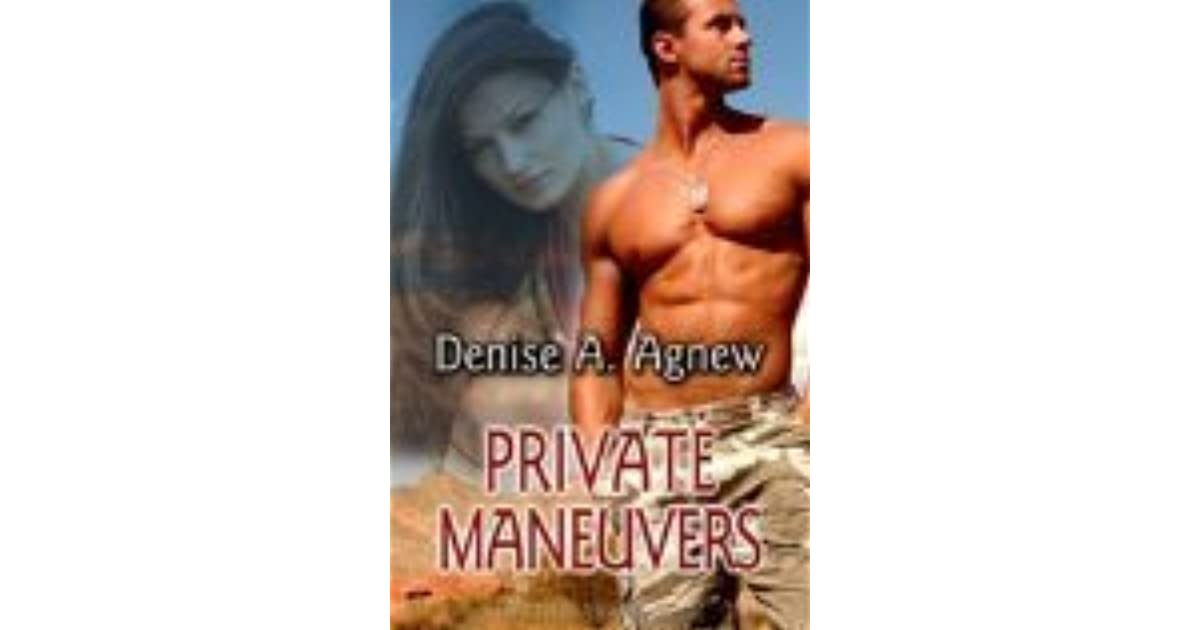 Private Maneuvers Hot Zone 3 By Denise A Agnew