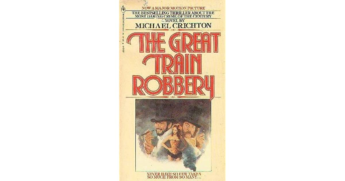 analysing the setting of the great train robbery by michael crighton