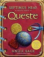 Queste (Septimus Heap, #4)