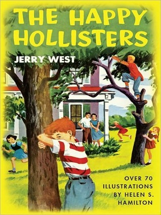 The Happy Hollisters by Jerry  West
