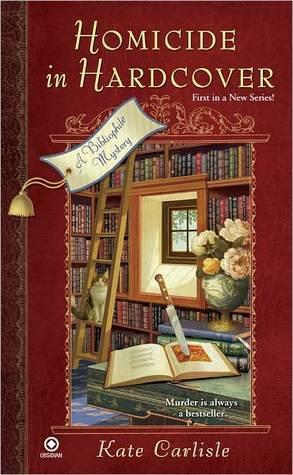 Homicide in Hardcover (Bibliophile Mystery, #1)