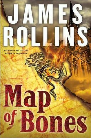 Map Of Bones Map of Bones (Sigma Force, #2) by James Rollins