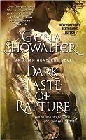 Dark Taste of Rapture (Alien Huntress, #6)