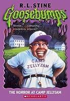 The Horror at Camp Jellyjam  (Goosebumps, #33)