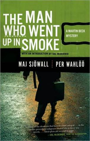 The Man Who Went Up in Smoke (Martin Beck #2)