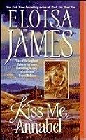Kiss Me, Annabel (Essex Sisters, #2)