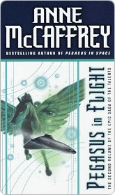 Pegasus in Flight (The Talents Saga #2)