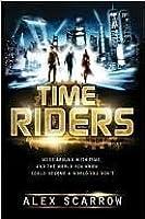 TimeRiders (TimeRiders, #1)