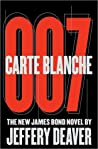 Carte Blanche (James Bond Extended Series, #45)