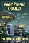 Captured (The Prometheus Project, #2)
