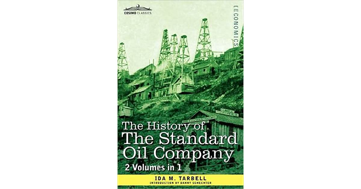 an introduction to the history of the standard oil company Do not delete 5/9/2012 2:29 pm 499 rethinking the economic basis of the standard oil refining monopoly: dominance against competing cartels george l priest abstract the success of the standard oil monopoly is not well understood.