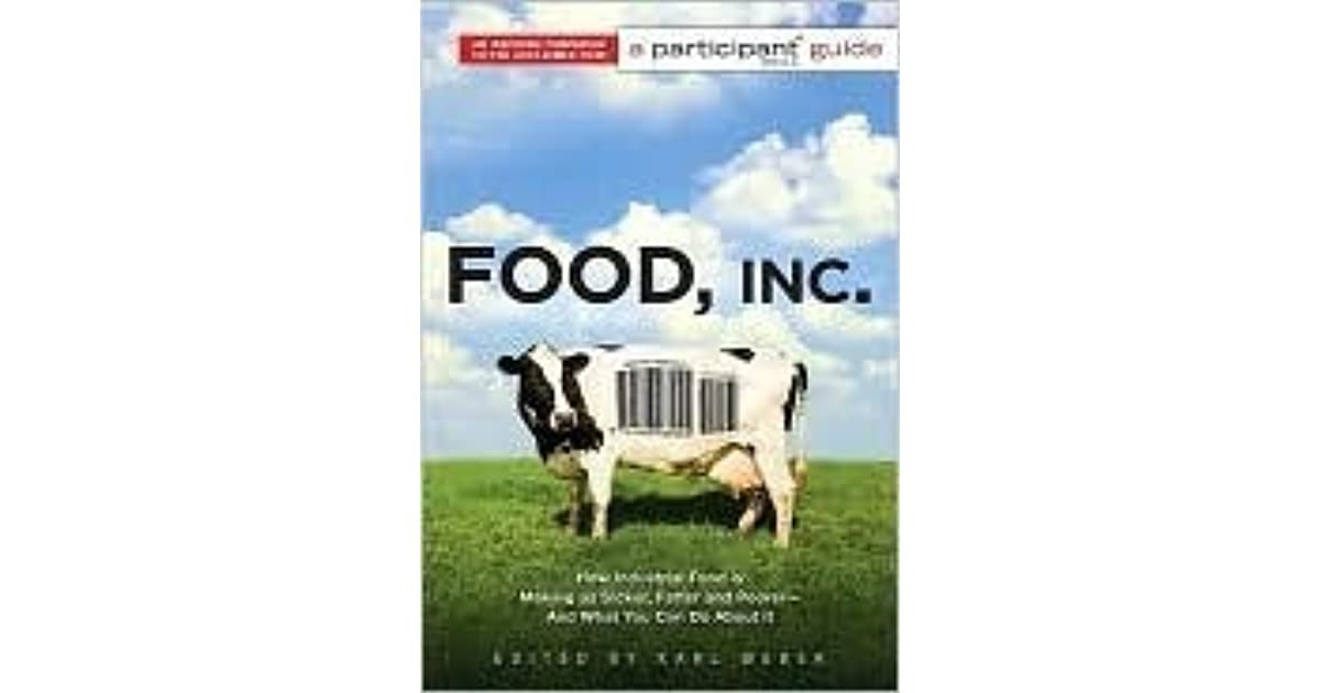 essay about food inc movie Home news/essays food, inc - a documentary film about the irresponsibility of industrialized the production of food must be sustainable to in food, inc.